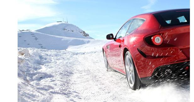 Ferrari dévoile de nouvelles photos de la FF