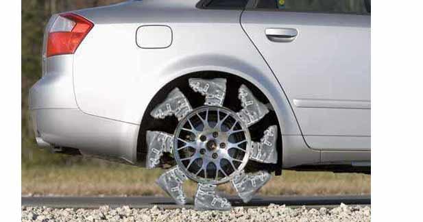L'achat en ligne : une solution pour les pneus hiver ?