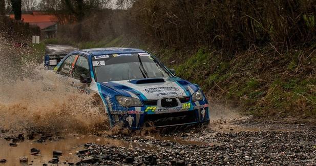 Rallye France - Le Touquet : Le ''hat trick'' pour Brunson