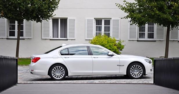 Essai BMW 760 Li : les affaires n'attendent pas