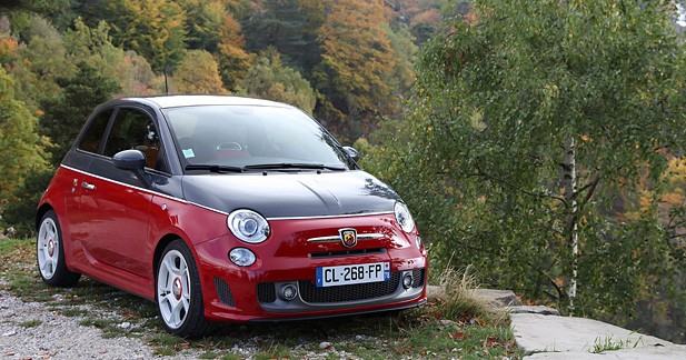 essai abarth 595 turismo 1 4 t jet 160 ch forte en caract re. Black Bedroom Furniture Sets. Home Design Ideas