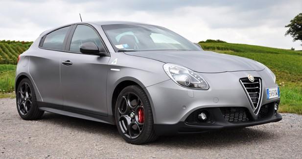 Essai Alfa Romeo Giulietta Quadrifoglio Verde LE: L'atout trèfle