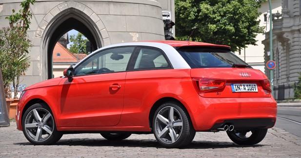 Un concentré d'Audi
