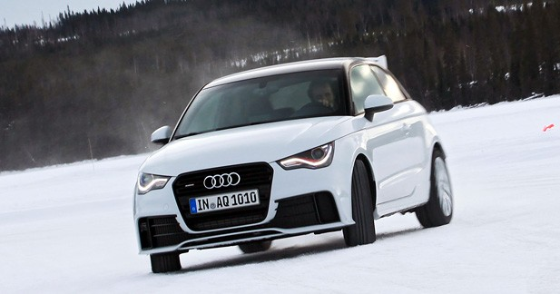 essai audi a1 quattro 256 ch mission impossible holiday on ice. Black Bedroom Furniture Sets. Home Design Ideas