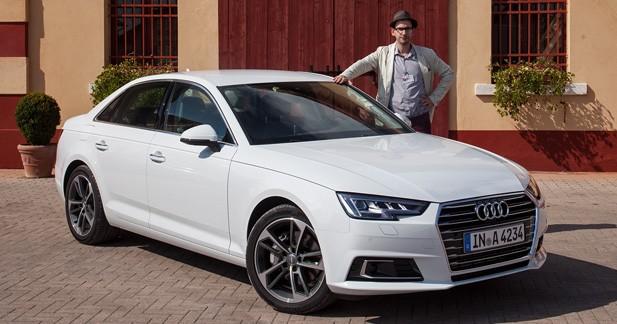 Essai Audi A4 TDI 218 ch : révolution d'intérieur