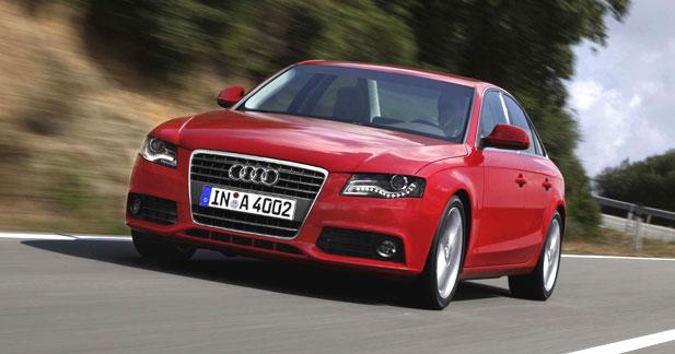 Essai Audi A4 TDIe : l'A4 touche un gros bonus