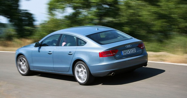 essai audi a5 sportback 2 7 tdi multitronic l 39 invitation aux bagages. Black Bedroom Furniture Sets. Home Design Ideas
