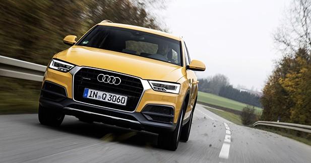 Essai Audi Q3 restylé : pour garder le cap