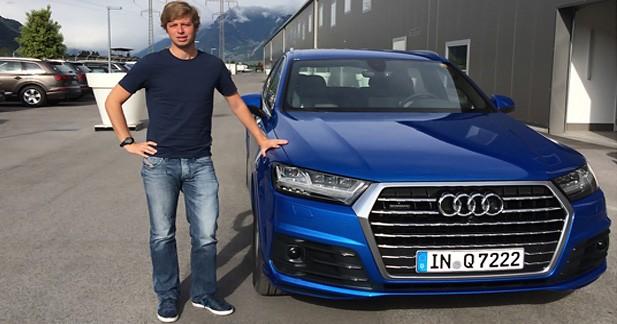 Essai Audi Q7: le gros SUV se rachète une conduite