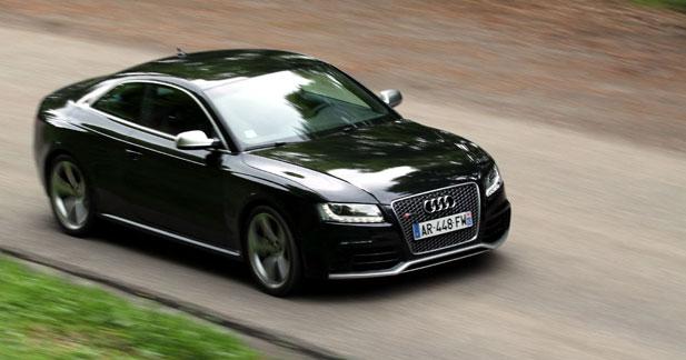 Essai Audi RS5 : RSistible !