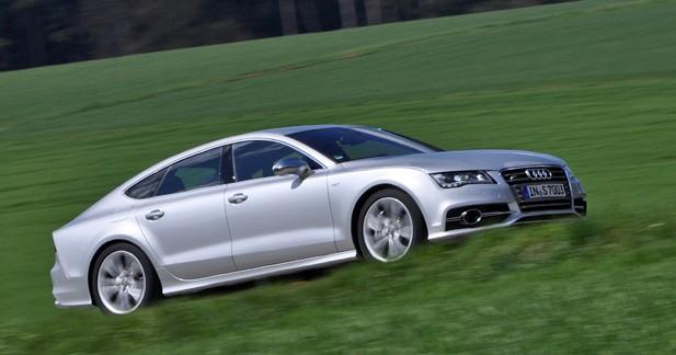 Essai Audi S6 et S7 4.0 TFSI s-tronic : 8 cylindres mieux que 10 !