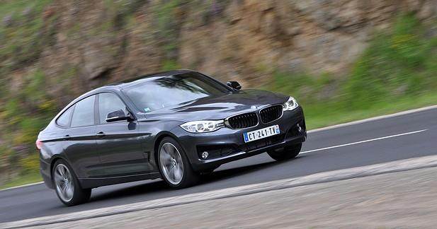 Essai BMW 320d Gran Turismo BVA8 Sport : La quadrature du ...