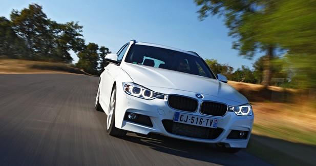 Essai BMW 330d Touring M Sport : Une malle pour un bien