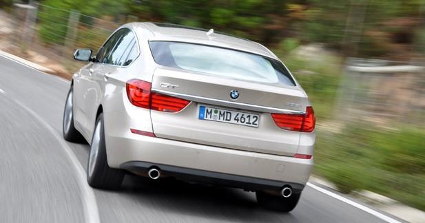 Essai BMW 535i GT Exclusive : nouvelle cuisine