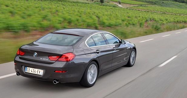 Essai BMW 640d Gran Coupé : séance d'étirements