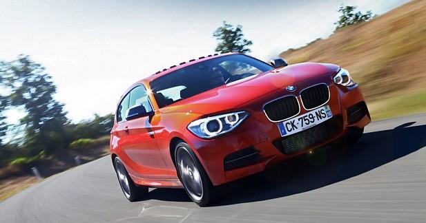 Essai BMW M135i : En attendant la prochaine Série1 M