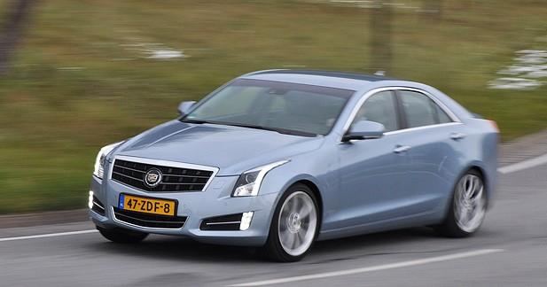 Essai Cadillac ATS 2.0 RWD Auto : Américaine élevée à l'européenne
