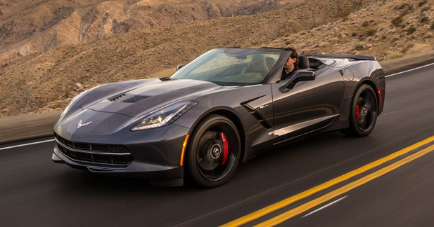 Essai Chevrolet Corvette C7 Stingray : l'outsider de l'Oncle Sam