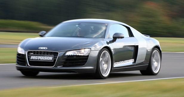 Essai circuit Audi R8 : à couper le souffle