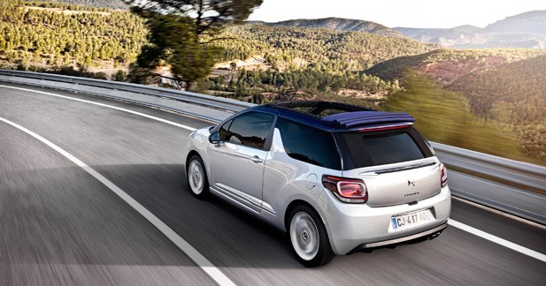 Essai Citroën DS3 Cabriolet 1.6 THP 155 Sport Chic : Intervention chirurgicale