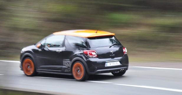 Essai Citroën DS3 Racing : graine de championne