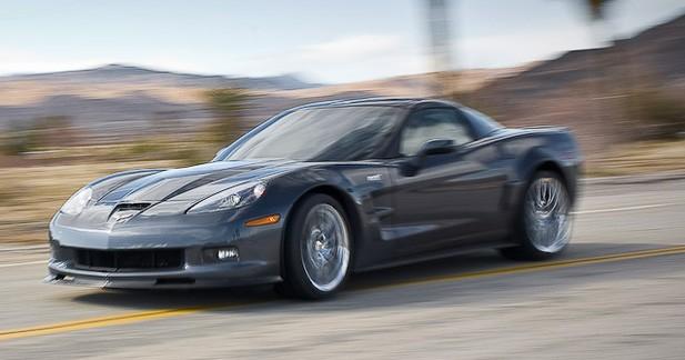 Essai Chevrolet Corvette ZR1 : la manière forte