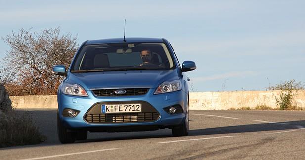 Essai Ford Focus ECOnetic 99g : vedette d'émissions