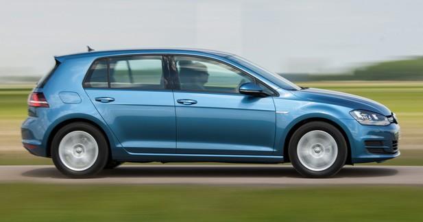 Essai Volkswagen Golf TSI Bluemotion : le moteur essence qui se prend pour un Diesel