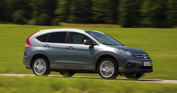 Essai Honda CR-V 1.6 i-DTEC : petit diesel, grandes qualités