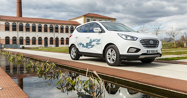 Essai Hyundai ix35 Fuel Cell : un air de 2020