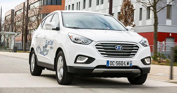 Que vaut le Hyundai ix35 Fuel Cell ?