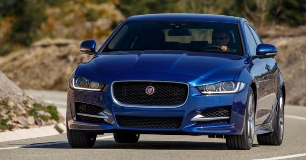Essai Jaguar XE: des facultés dynamiques étonnantes