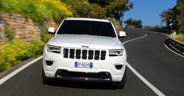 Essai Jeep Grand Cherokee 3.0 V6 Limited : C'est dans la boîte
