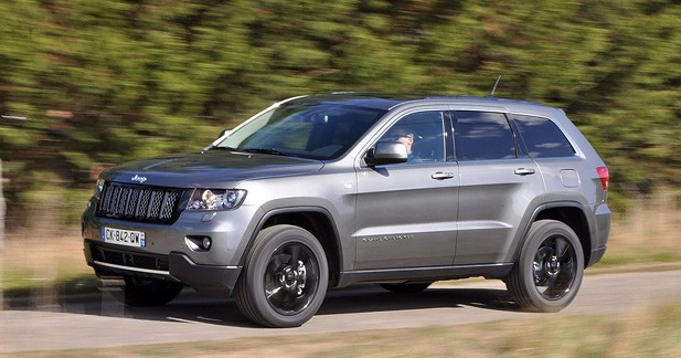 essai jeep grand cherokee s limited 3 0 crd 241 ch soucieux de son style. Black Bedroom Furniture Sets. Home Design Ideas
