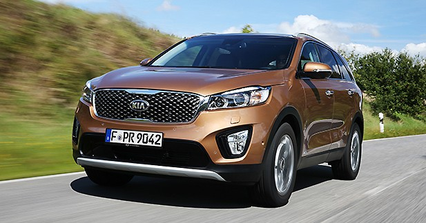 Essai Kia Sorento 2015 : l'ascension continue
