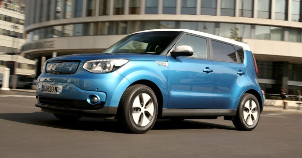 essai kia soul ev une autonomie remarquable. Black Bedroom Furniture Sets. Home Design Ideas