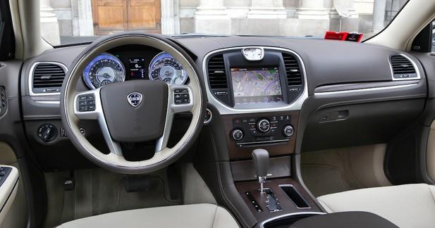 Best Lancia Thema Interieur Photos - Huis & Interieur Ideeën ...