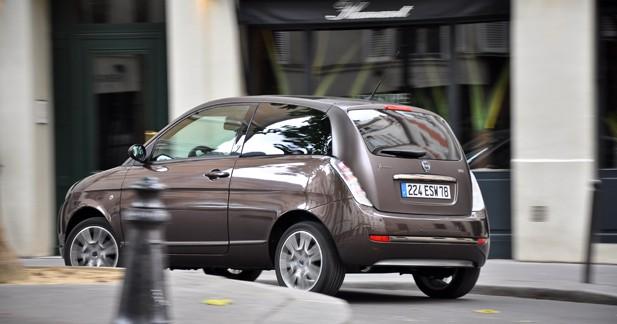 Amazing 2009 Lancia Ypsilon Versus Gallery - Best Image Cars - desej.us