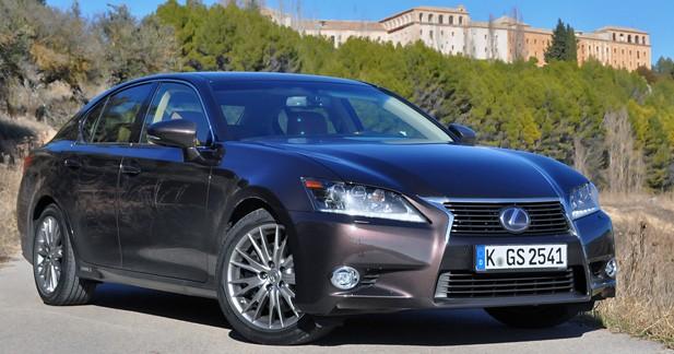 Essai Lexus GS300h : appel à la sagesse