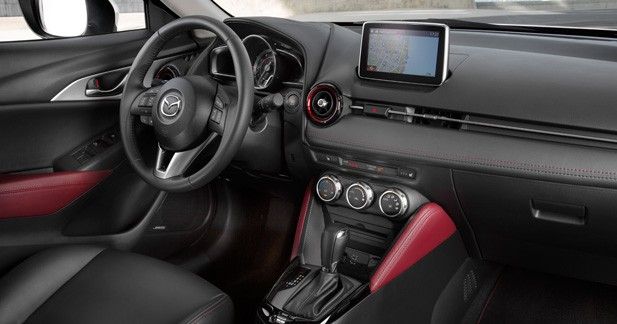 essai mazda cx 3 dynamique de gamme. Black Bedroom Furniture Sets. Home Design Ideas