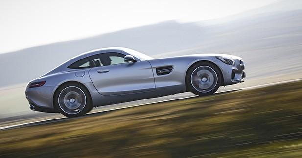 Essai Mercedes AMG GT S : la guerre de l'étoile