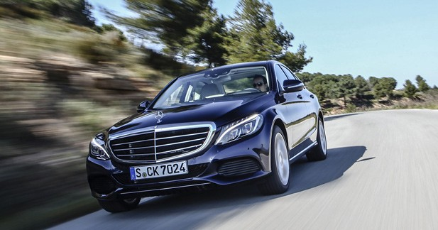Essai Mercedes Classe C 200 CDI : Concentré de Classe S