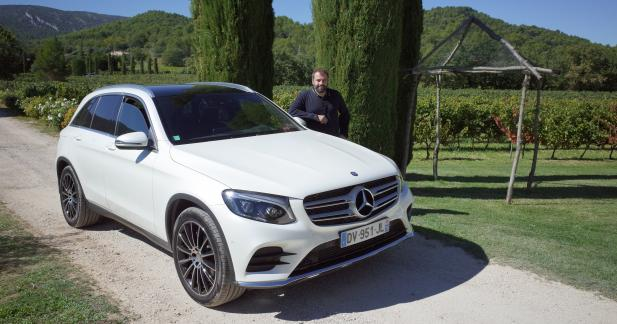 Essai Mercedes GLC : bienvenue au club