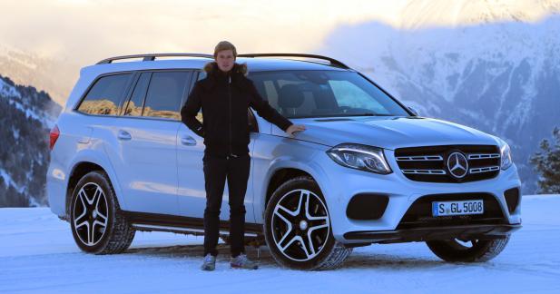 Essai Mercedes GLS : SUV premium taille XXL