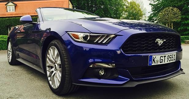 Deux Mustang pour le prix d'une allemande ?
