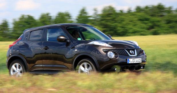 Essai Nissan Juke : mauvais garçon