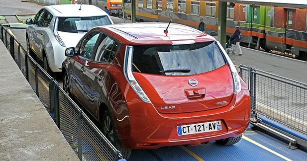 La Nissan Leaf en quelques chiffres