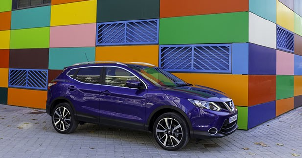 essai nissan qashqai 2 dci 130 xtronic le leader prend du galon. Black Bedroom Furniture Sets. Home Design Ideas