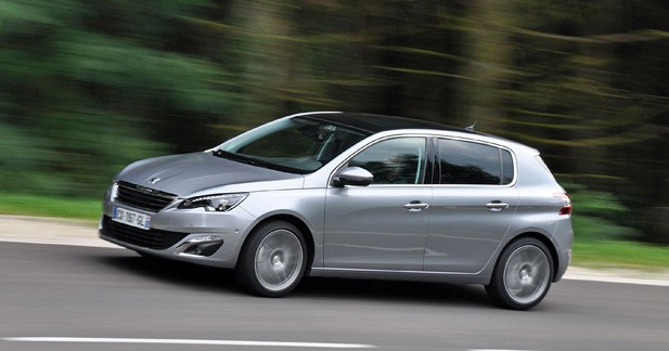 Essai Peugeot 308 : voiture de l'année, et pas par hasard