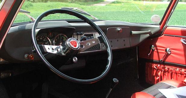 Un cockpit aux fragrances de naphtaline